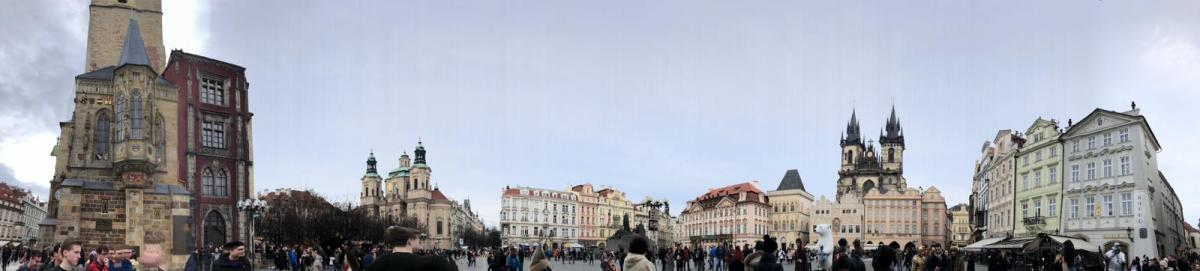 Praga en 3 dias.
